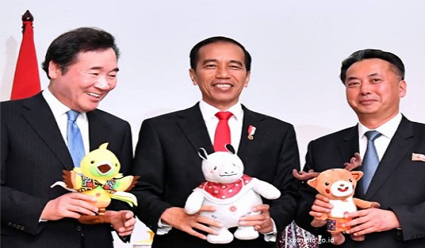Asian Games Jadi Momen Penting Perdamaian Korea