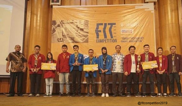 Cianjur Rescue UNPI Juara 2 FIT COMPETITION USKW 2019