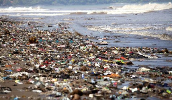 Indonesia Darurat Sampah Plastik