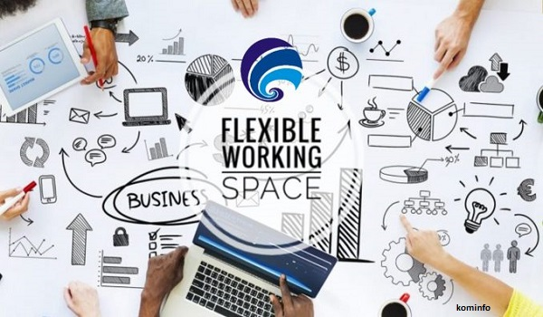 Pengertian dan Penerapan Flexible Working Space